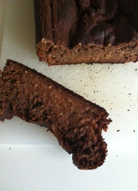 Pumpkin-Protein-Banana-Chocolate Bread