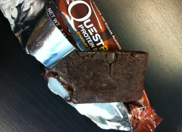 Chocolate Brownie Questbar