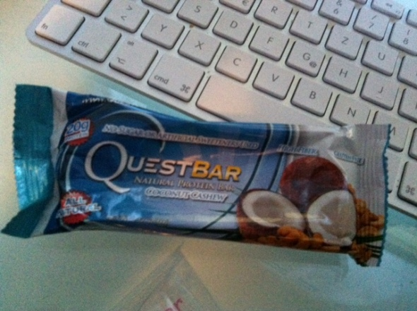 Coconut Questbar