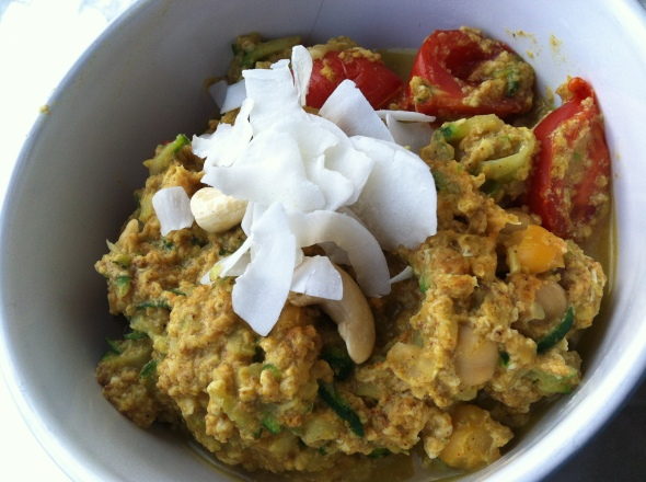 Green-Chickpea-Tropical-Scramble