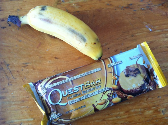 Baby Banana, Peanut QUESTBAR