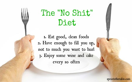 No-Shit-Diet