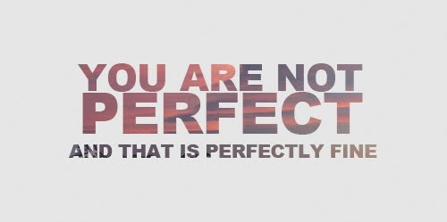 Quotes About Not Being Perfect I Am Not Perfect Quotes Best Quotes
