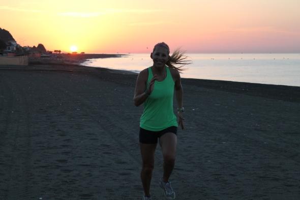 Benajarafe Beach Workout