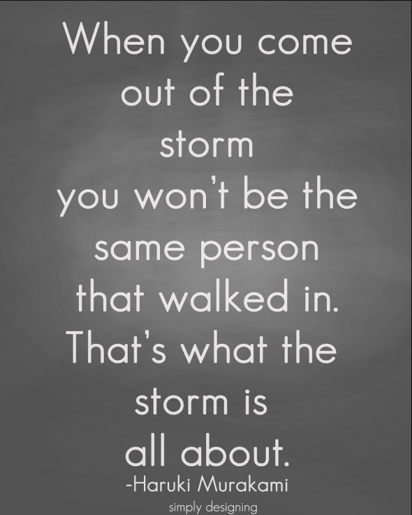 storm quote a