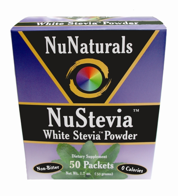 50 Stevia Powder Packets