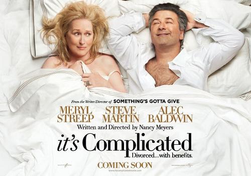 Fun. And I love Meryl Streep.