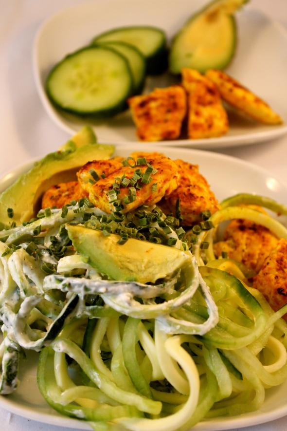 Noodle Salaad