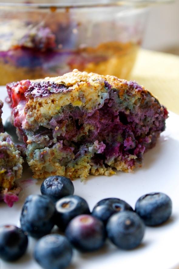 Oatmeal Bake