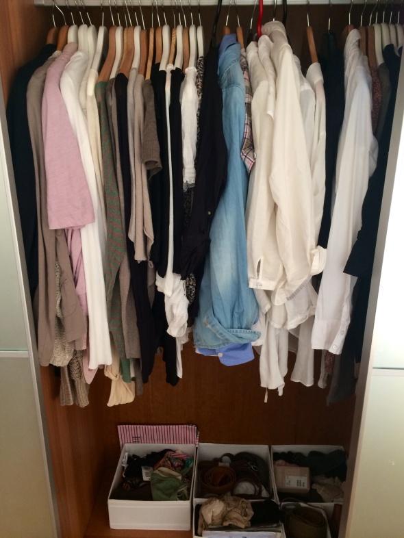 Cardigans, blouses