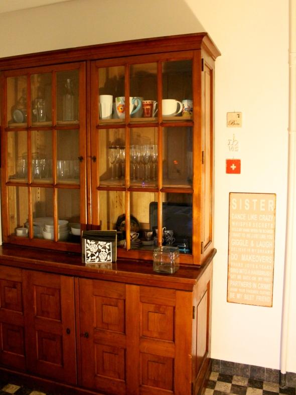 Kitchen Shelf & Wall Stuff