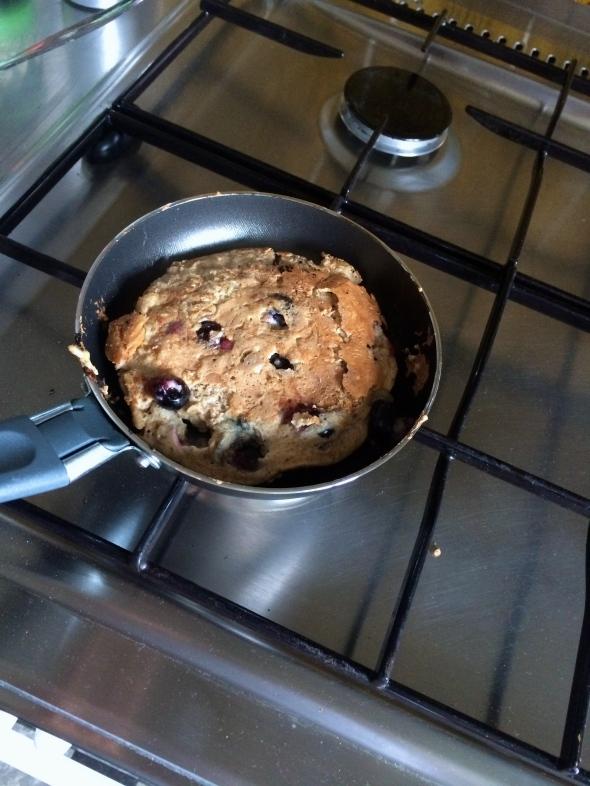 I LOVE my baby pancake skillet!