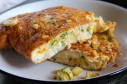 Veggie Egg/Eggwhite Omelette